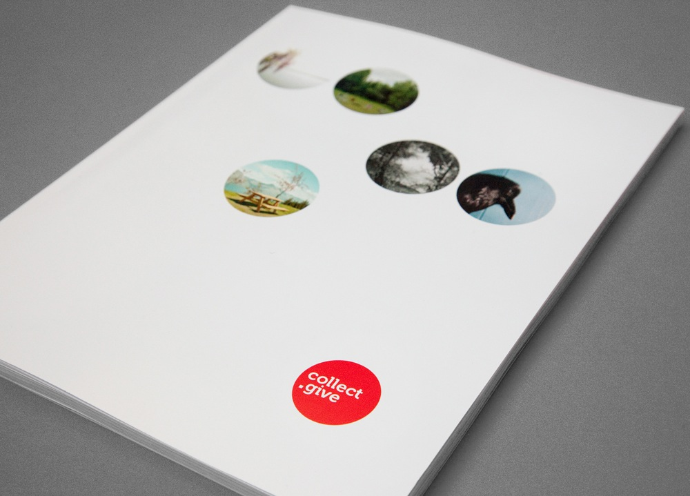 Collect Dot Give - The Book